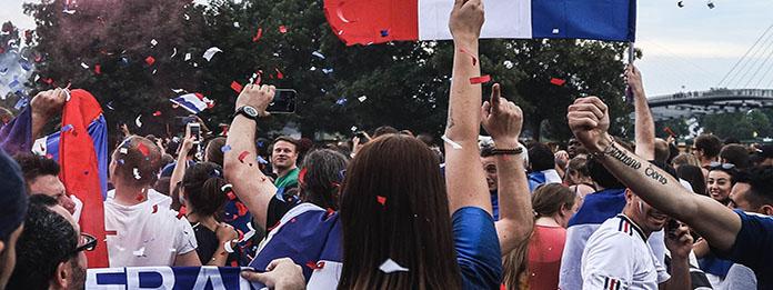 Supporters français
