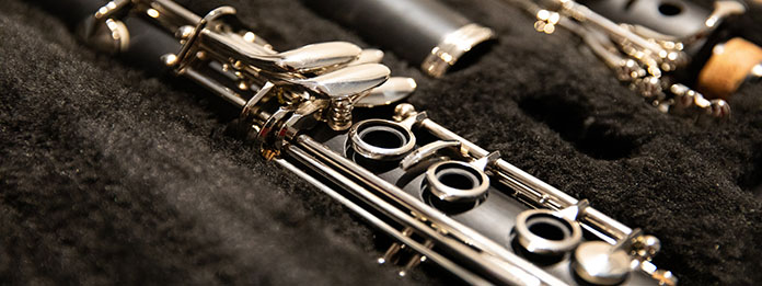Une clarinette